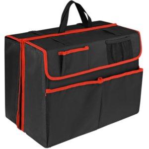 Органайзер-трансформер в багажник автомобиля Carmeleon, черный