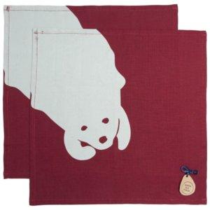 Набор салфеток «Медвежья нежность»