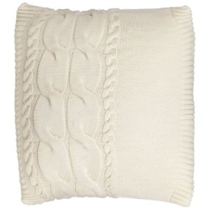 Подушка Stille, молочно-белая
