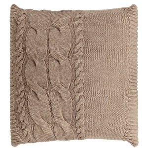 Подушка Stille, бежевая