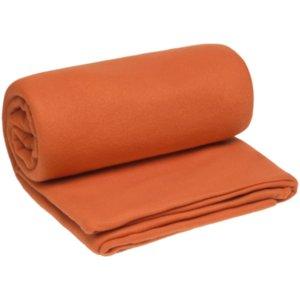 Плед спальник Snug, оранжевый