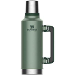 Термос Stanley Classic 1,9 л, темно-зеленый