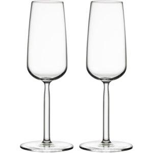 Набор бокалов для шампанского Senta