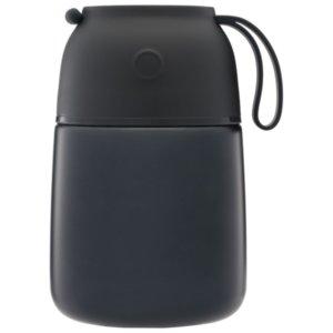 Термос для еды feedAway 500, серо-стальной