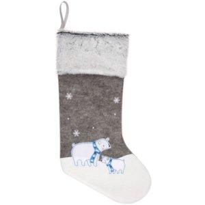 Носок для подарков Noel, с медведями