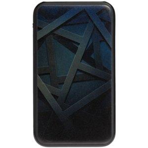 Внешний аккумулятор Illusion 5000 мAч, черный