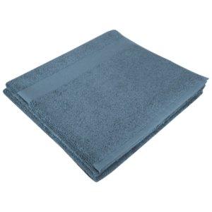 Полотенце Soft Me Large, дымчато-синий