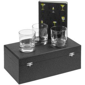 Набор «Культура пития», с бокалами для виски