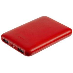 Внешний аккумулятор Uniscend Full Feel 5000 mAh, красный