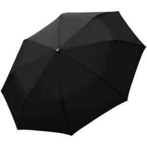 Зонт складной Fiber Magic, черный