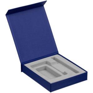 Коробка Latern для аккумулятора 5000 мАч и ручки, синяя