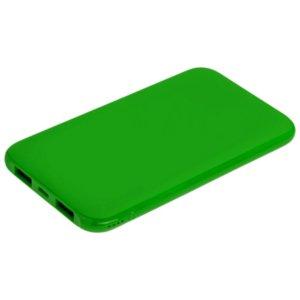 Внешний аккумулятор Uniscend Half Day Compact 5000 мAч, темно-зеленый