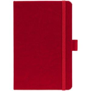 Блокнот Freenote, в линейку, темно-красный