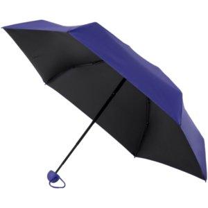 Складной зонт Cameo, механический, синий
