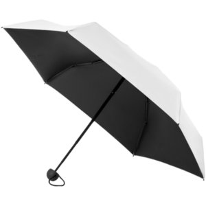 Складной зонт Cameo, механический, белый