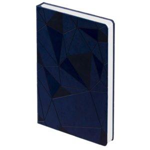 Ежедневник Gems, недатированный, темно-синий