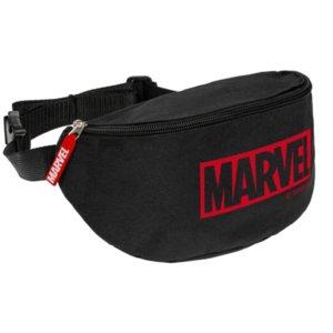 Поясная сумка Marvel, черная