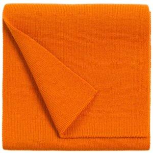 Шарф Real Talk, оранжевый
