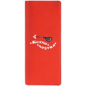 Органайзер для путешествий Kuzno «Kuzno Nostra» красный