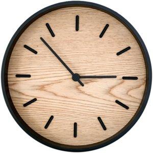 Часы настенные Kiko, дуб
