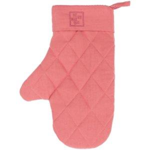 Прихватка-рукавица Feast Mist, розовая
