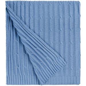 Плед Remit, небесно-голубой
