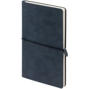 Ежедневник Nubuk, недатировнный, синий