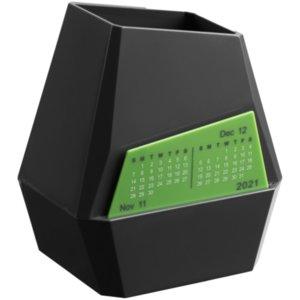 Органайзер настольный с календарем Penman, черный