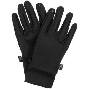 Перчатки Knitted Touch, черные