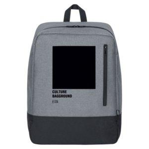 Рюкзак «Culture Bagground. Малевич», серый
