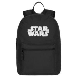 Рюкзак с люминесцентной вышивкой Star Wars, черный