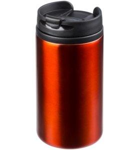Термостакан Canella, красный