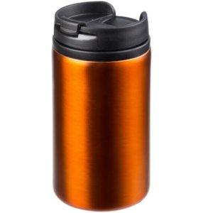 Термостакан Canella, оранжевый