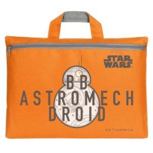 Сумка-папка ВВ-8 Astromech Droid, оранжевая
