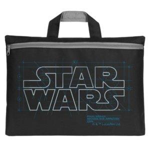 Сумка-папка Star Wars Final Design, черная