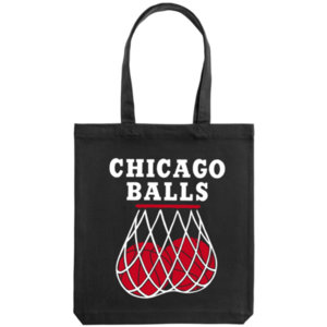 Сумка Bob Didle «Chicago balls» , чёрная