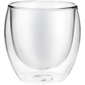 Стакан с двойными стенками Glass Bubble