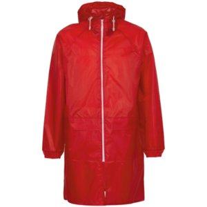 Дождевик Rainman Zip Pro, красный