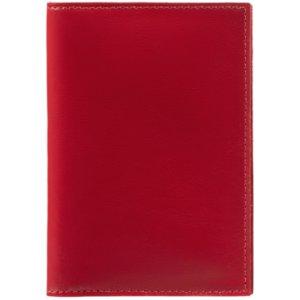 Обложка для паспорта Torretta, красная