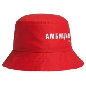 Панама «Амбиции», красная