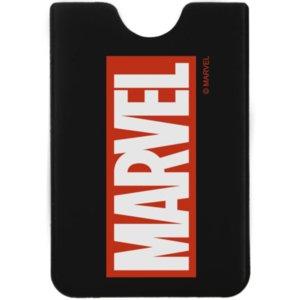 Чехол для карточки Marvel, черный