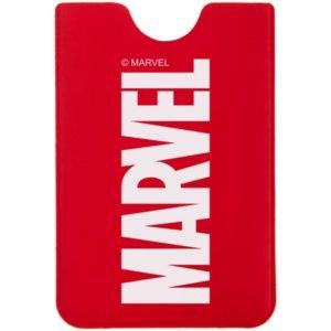 Чехол для карточки Marvel, красный