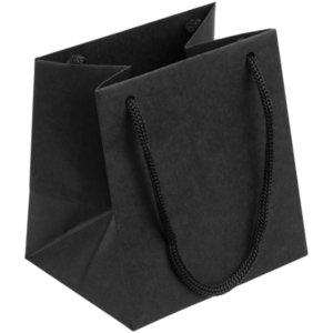 Пакет под кружку Cupfull, черный