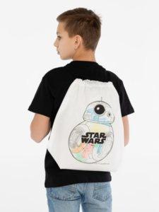 Рюкзак-раскраска с мелками BB-8 Droid, белый