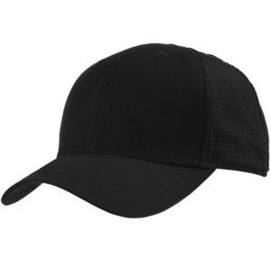 Бейсболка Mistral, черная