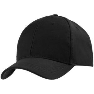 Бейсболка Explorer Softshell, черная