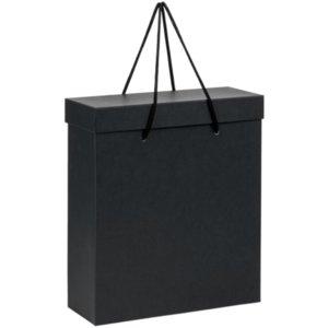 Коробка Handgrip, большая, черная