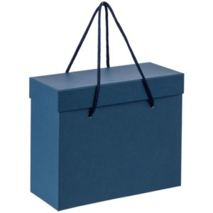 Коробка Handgrip, малая, синяя