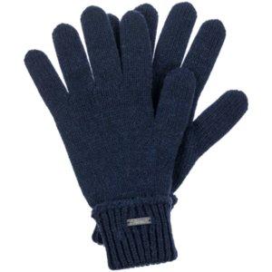 Перчатки Alpine, темно-синие