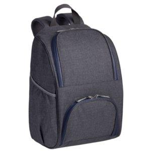 Изотермический рюкзак Liten Fest, серый с темно-синим